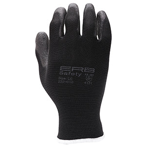 Polyurethane Coated Polyester Knit Gloves