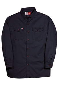 Big Bill 147BDTS7 Tencate Tecasafe™ Plus FR Dress Shirt