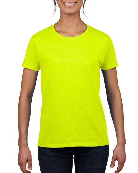 Gildan 2000L Ultra Cotton Women's Hi Vis T-Shirt