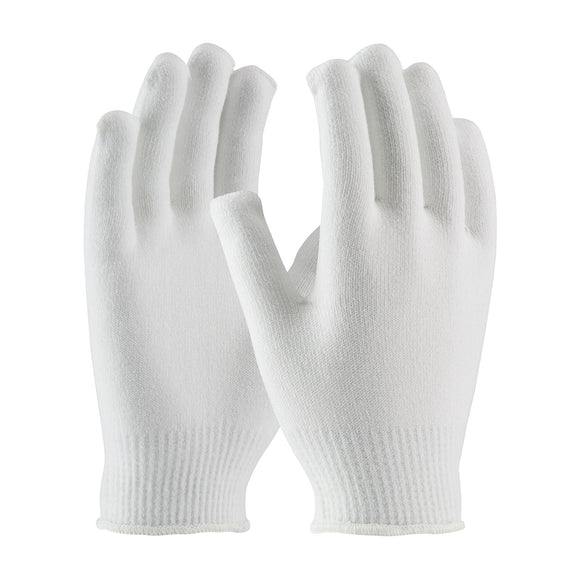 PIP 41-001W White Seamless Knit Thermax Glove, 13 Gauge