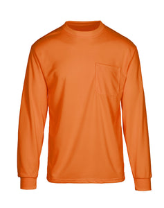 MAX Apparel MAX453 Hi Vis Moisture Wicking T-Shirt