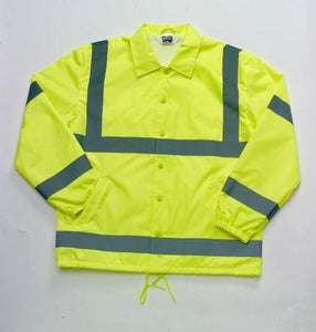 Liberty Uniform ANSI Class 3 Windbreaker