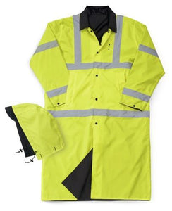 Liberty Uniform ANSI Class 3 Reversible Raincoat