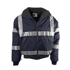 Snap N Wear 726T Navy Safety Inner Jacket