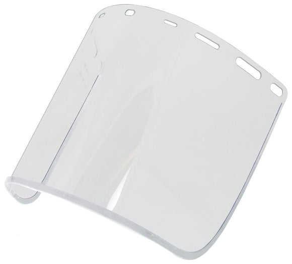 ERB 15191 8167 Clear PETG Banded Face Shield