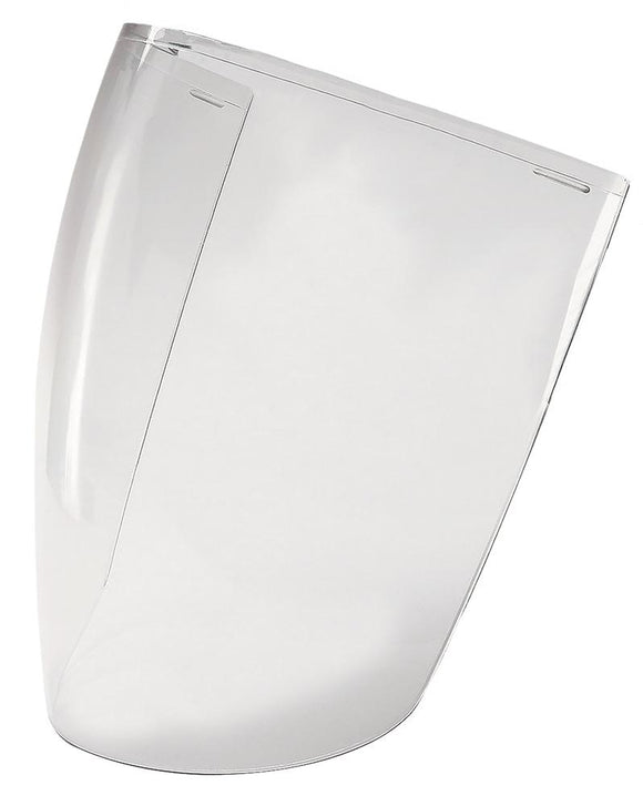 ERB 15153 8170 Molded Clear Polycarbonate Face Shield