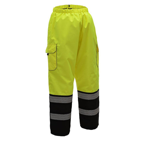 GSS Safety ONYX Class E Premium Rain Pants w/ 2 Cargo Pockets