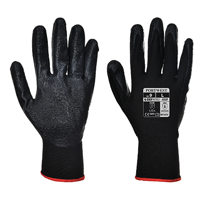 Portwest A320 Dexti-Grip Nitrile Foam Glove