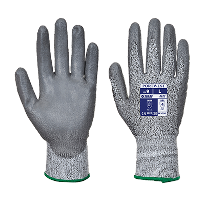 Portwest A622 MR Cut PU Palm Glove
