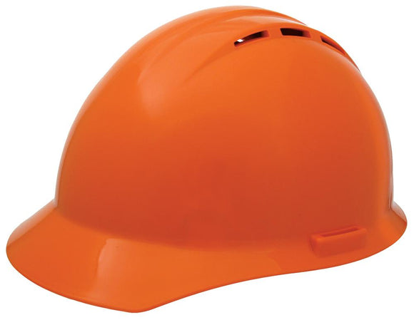ERB Americana Vented Hard Hat with 4-Point Ratchet Suspension