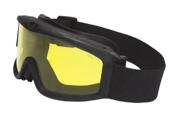 Global Vision Ballistech 3 A/F Anti-Fog Goggles with Yellow Tint Lenses