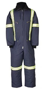 Big Bill 804RT Insulated Coverall with Reflective Material