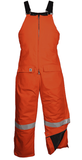 Big Bill 903CRT Insulated Duck Bib Overall with Reflective Material