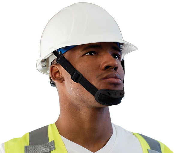 ERB 19181 Hard Hat Chinstrap with Chin Guard