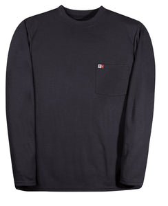 Big Bill DW5PD8 Polartec® Power Dry® FR Long Sleeve T-Shirt
