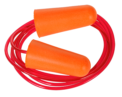 Portwest EP08 Corded PU Foam Ear Plugs