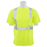 ERB 9006SX Class 2 Hi Vis T-Shirt with X Back