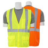 ERB S190 ANSI Class 2 Flame Retardant Safety Vest