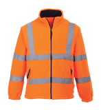 Portwest UF300 Hi-Vis Mesh Lined Fleece
