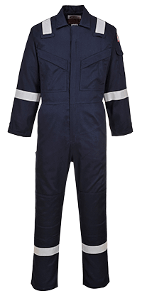 Portwest UFR21 Super Lightweight FR Anti-Static Coverall