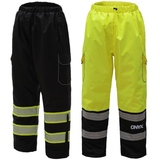 GSS Safety ONYX Class E Rip Stop Insulated Winter Pants with Segment Tape