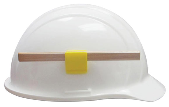 ERB 15685 Hard Hat Pencil Clip, Yellow