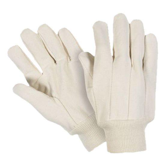 Southern Glove I123 Heavy Weight Cotton Canvas Knit Wrist Gloves