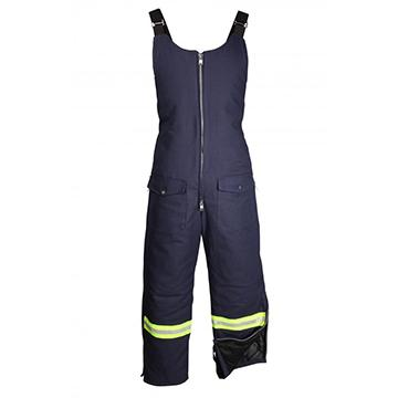 Big Bill 914BF Insulated Duck Bib Overall with Reflective Material