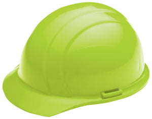 ERB Liberty Hard Hat with 4-Point Polyethylene Ratchet Suspension