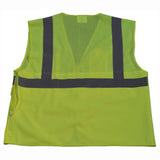 Petra Roc LV2-SUV/LVM2-SUV ANSI 5-Pocket Deluxe Surveyor's Safety Vest, Mesh Back