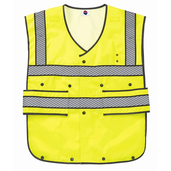 Liberty Uniform ANSI Class 2 5 Point Breakaway Safety Vest