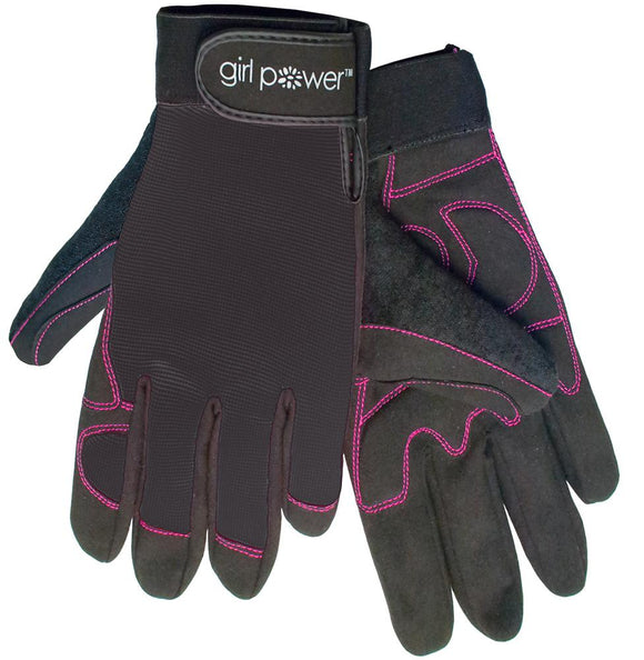 ERB MGP100 Girl Power Black Mechanics Glove
