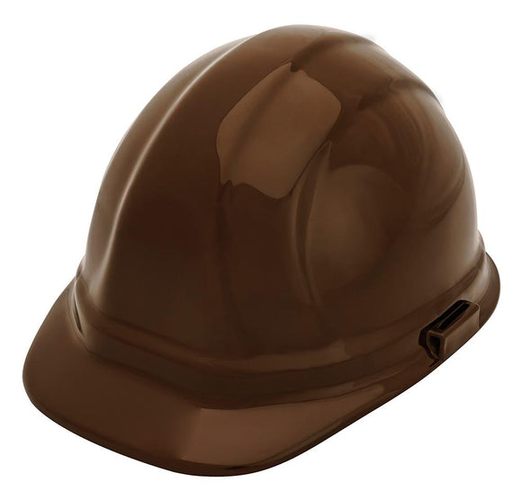 ERB Omega II Hard Hat with 6-Point Nylon Suspension