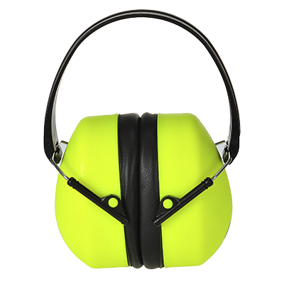 Portwest PS41 Super Hi-Vis Ear Muffs