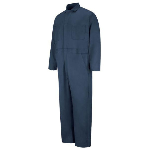 Red Kap CC16 Button Front Cotton Coverall