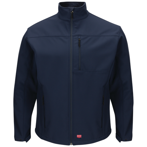 Red Kap JP68 Men's Softshell Jacket