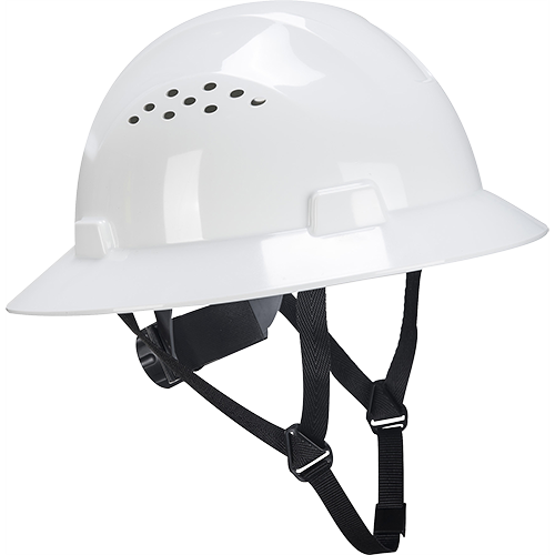 Portwest PW52 Full Brim Future Vented Hard Hat