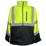 Petra Roc LBSFJ1-C3 Class 3 Two Tone Water Resistant Soft Shell Jacket
