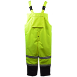 Petra Roc LQBBIP Class E Waterproof Quilted Thermal Bib Rain Pants