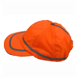 Petra Roc OBC-S1 ANSI Orange Hi Vis Baseball Cap