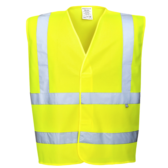 Portwest FR75 Hi-Vis FR Safety Vest