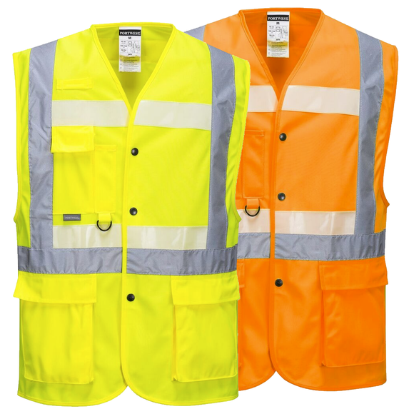 Portwest G476 Glowtex Triple Vest