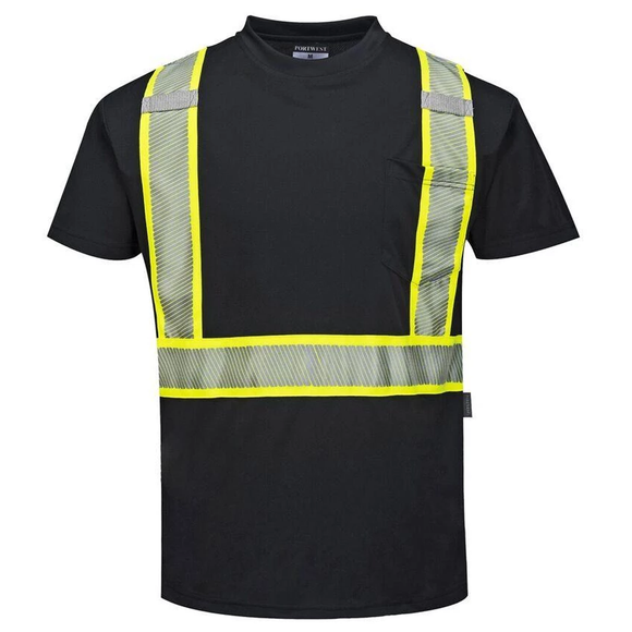 Portwest S396 Iona Xtra Short Sleeved Work T-Shirt