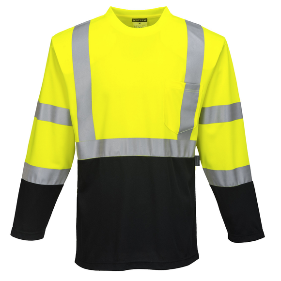 Portwest S398 Laguna Long Sleeve T-Shirt