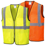 Portwest US380 Tampa Mesh Hi-Vis Safety Vest