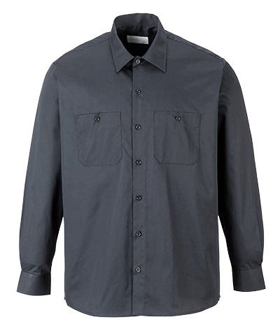 Portwest S125 Industrial Long Sleeve Work Shirt