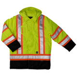Work King S176 Class 3 HiVis Thermal Parka