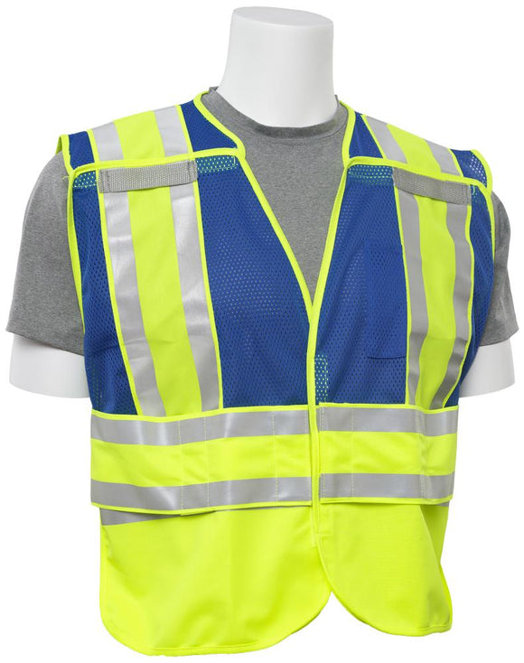 ERB S340 Blue Breakaway Public Safety Vest