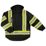 Work King S426 Class 1 HiVis 5-in-1 Thermal Jacket