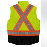 Work King S426 Class 3 HiVis 5-in-1 Thermal Jacket